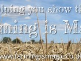 Farming is Magic - helping you show the magic of farmer