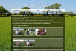 Farming is Magic website now live