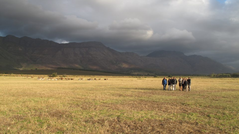 New AgriTour South Africa for March 2015