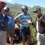 Understanding watershed management in Elgin Valley on Green Shoots AgriTour South Africa