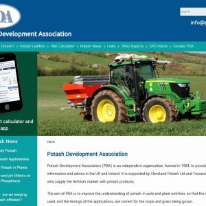 Potash Development Association PDA