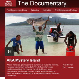 BBC world Service AKA Mystery Island