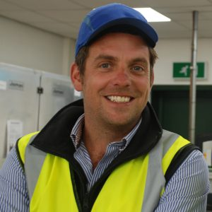 Michael Welham Manager Strutt and Parker (Farms) Ltd Landermere in farm film by Green Shoots